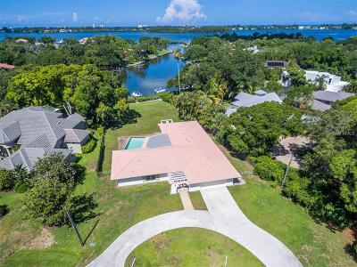 Sarasota FL Single Family Home For Sale: $2,090,000