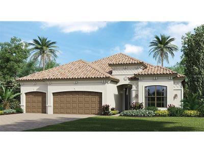 Lakewood Ranch, Lakewood Rch, Lakewood Rn Single Family Home For Sale: 13706 Saw Palm Creek Trail