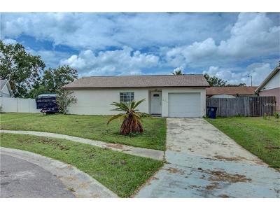 Brandon Single Family Home For Sale: 906 Lochmont Drive