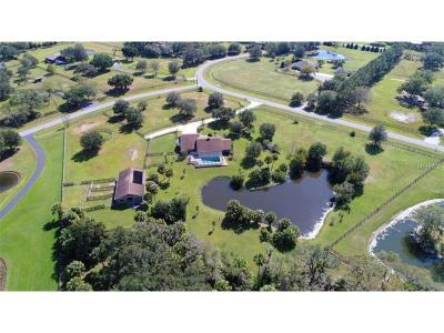 Sarasota Single Family Home For Sale: 7008 Saddle Creek Circle
