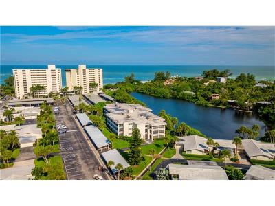 Sarasota Condo For Sale: 101 Whispering Sands Drive #102TRO