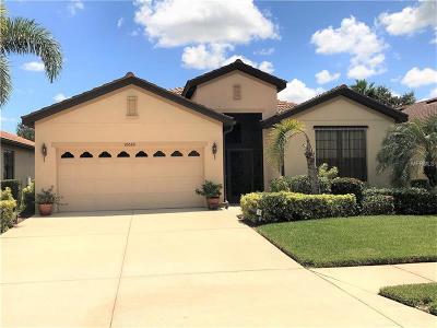 Venice Single Family Home For Sale: 20520 Capello Drive