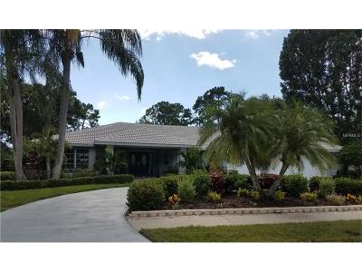 Sarasota Single Family Home For Sale: 7720 Broadmoor Pines Boulevard