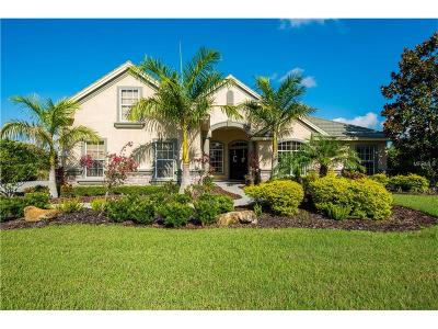 Bradenton Single Family Home For Sale: 7824 Panther Ridge Trail