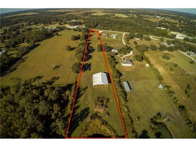 Myakka City Residential Lots & Land For Sale: 36370 State Road 70 E
