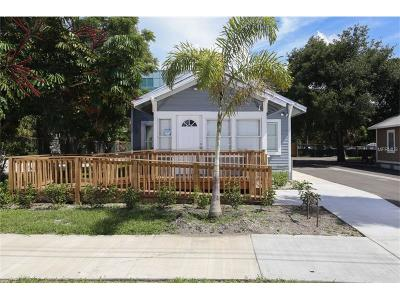 Sarasota Commercial For Sale: 1419 & 1427 7th Street