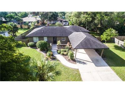 Sarasota Single Family Home For Sale: 2058 Datura Street