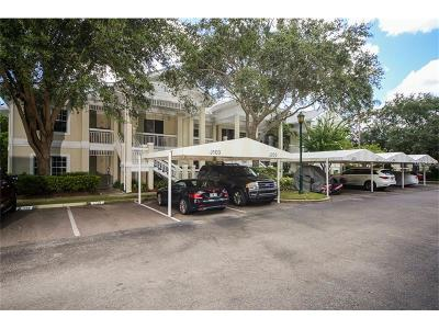 Bradenton Condo For Sale: 3608 W 54th Drive W #J101,  J
