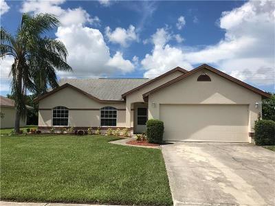 Bradenton Single Family Home For Sale: 4843 9th Avenue E