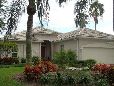 Bradenton Single Family Home For Sale: 4371 Mirabella Circle