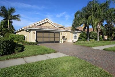 North Port Single Family Home For Sale: 6625 Talon Bay Drive