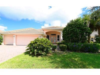 Bradenton Single Family Home For Sale: 9007 Brookfield Terrace