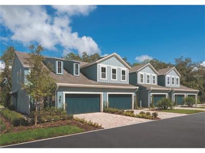 Sarasota Townhouse For Sale: 4520 Chinkapin Drive