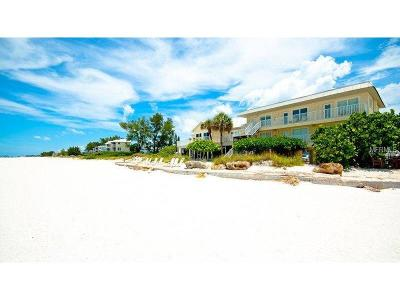 bradenton beach Condo For Sale: 1000 Gulf Drive N #4