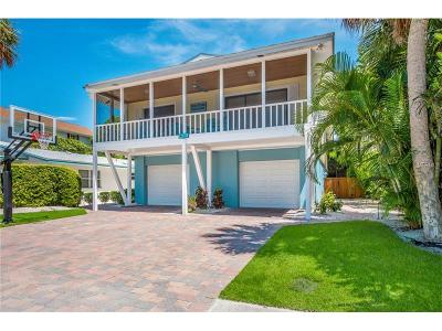 Anna Maria FL Single Family Home For Sale: $1,595,000