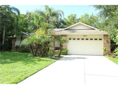 Sarasota Single Family Home For Sale: 4511 E Little John Trail