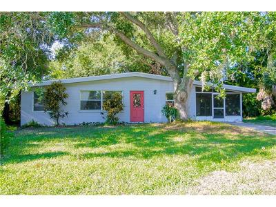 Sarasota Single Family Home For Sale: 1830 Hazelwood Street