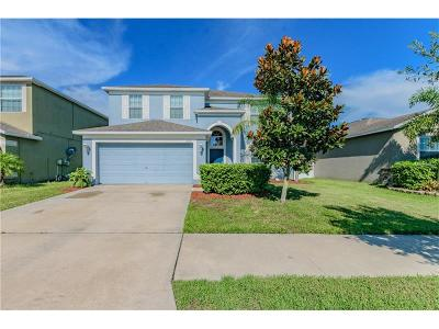Ruskin Single Family Home For Sale: 2119 Roanoke Springs Drive