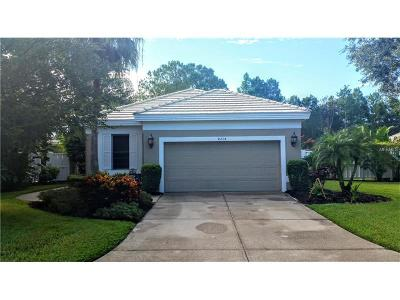 Bradenton Single Family Home For Sale: 8714 53rd Terrace E