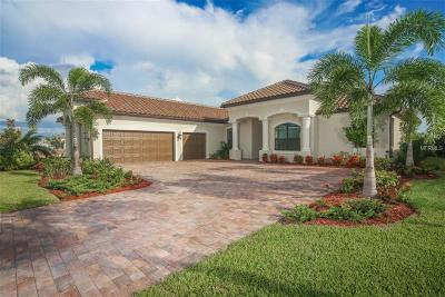 Bradenton, Bradenton Beach Single Family Home For Sale: 8915 Rum Runner Place