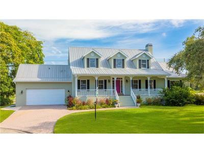 Bradenton Single Family Home For Sale: 3907 Bayside Court