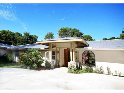Sarasota Single Family Home For Sale: 3351 Mink Road