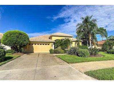 North Port Single Family Home For Sale: 2665 Royal Palm Drive