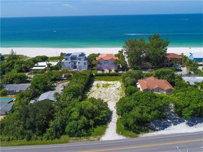 Longboat Key Residential Lots & Land For Sale: 6525 Gulf Of Mexico Drive