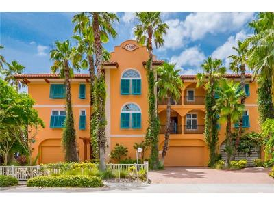 Bradenton Beach Condo For Sale: 1706 Gulf Drive N #C