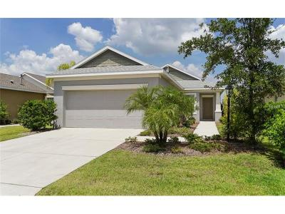 Bradenton Single Family Home For Sale: 11107 Encanto Terrace
