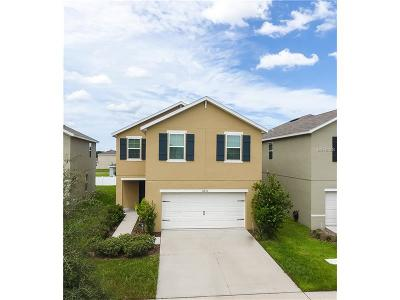 Riverview Single Family Home For Sale: 10436 Whispering Hammock Drive