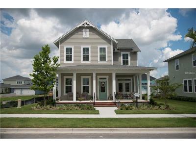 Winter Garden Single Family Home For Sale: 1063 Huntspoint Street