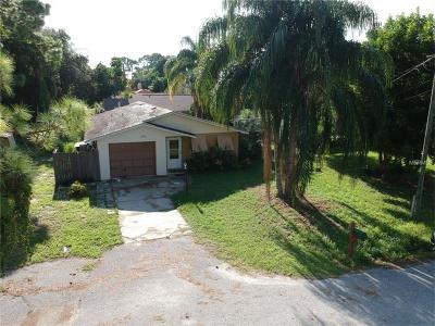 Sarasota Single Family Home For Sale: 7790 Wright Avenue