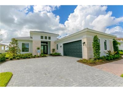Sarasota Single Family Home For Sale: 8941 Bernini Place