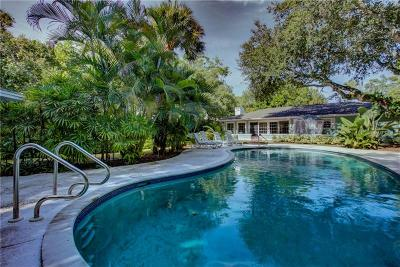 Sarasota Single Family Home For Sale: 5167 Dewey Place