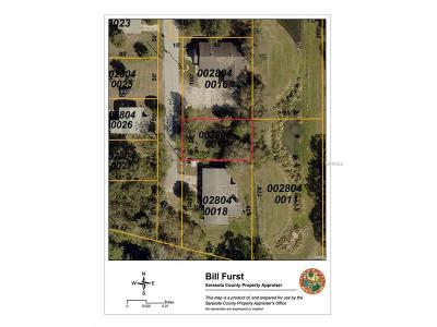 Sarasota Residential Lots & Land For Sale: 3556 Carmichael Avenue