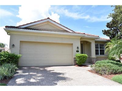 Bradenton Single Family Home For Sale: 336 River Enclave Court