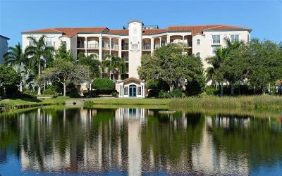 Sarasota Condo For Sale: 5420 Eagles Point Circle #201
