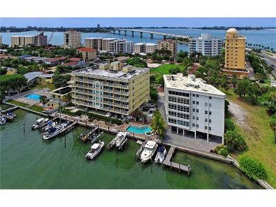 Sarasota Condo For Sale: 660 Golden Gate Point #32