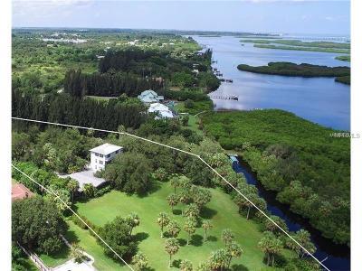 Punta Gorda Single Family Home For Sale: 6620 Riverside Drive