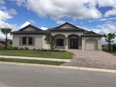 Bradenton Single Family Home For Sale: 1048 145th Street Circle NE