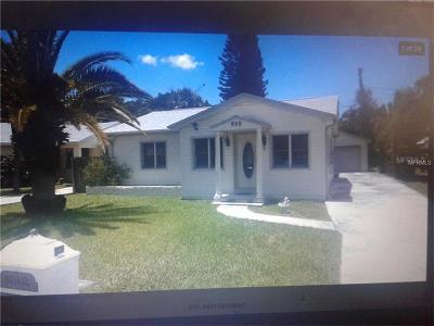 St Pete Beach Single Family Home For Sale: 441 77th Avenue