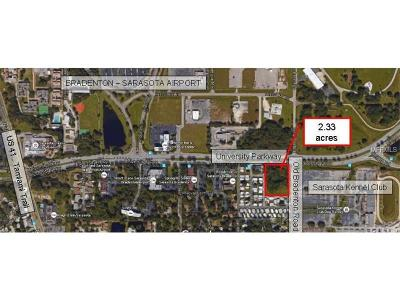 Sarasota Residential Lots & Land For Sale: University Parkway