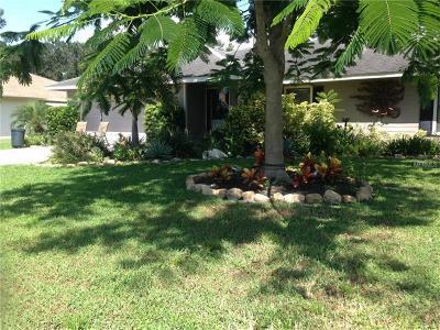 Ellenton Single Family Home For Sale: 804 Camellia Avenue