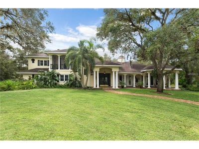 Sarasaota, Sarasota, Sarsota Single Family Home For Sale: 6454 McKown Road
