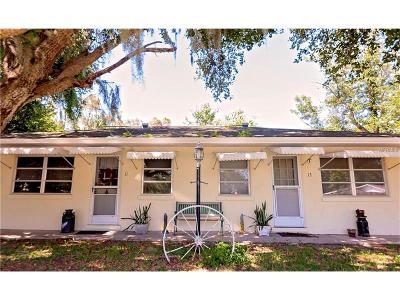 Nokomis Multi Family Home For Sale: 11 1st Street E