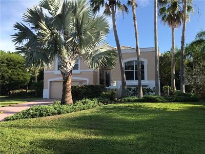 Longboat Key Single Family Home For Sale: 3542 Fair Oaks Lane