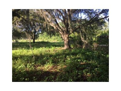 Myakka City Residential Lots & Land For Sale: 27991 Crosby Road