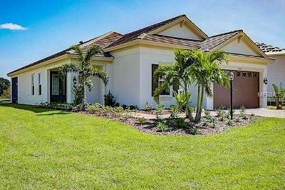 Bradenton Single Family Home For Sale: 13648 American Prairie Place