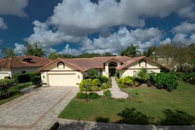 Sarasota Single Family Home For Sale: 8129 Misty Oaks Boulevard